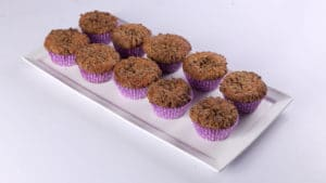 Blueberry Coffee Cake Muffins Recipe | Evening With Shireen