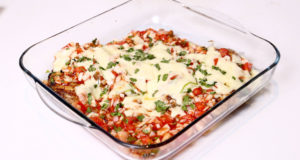 Cheesy Salsa Chicken Casserole Recipe