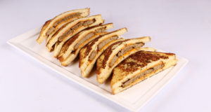 Chapli Kabab French Toast Recipe