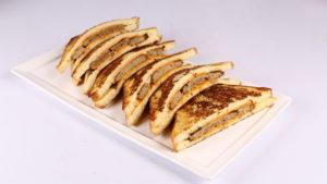 Chapli Kabab French Toast Recipe