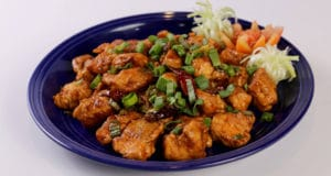Chicken Manchurian Dry Recipe | Lazzat