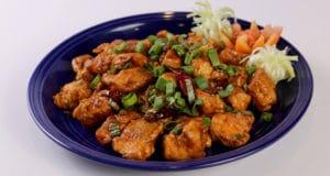 Chicken Manchurian Dry Recipe | Lazzat