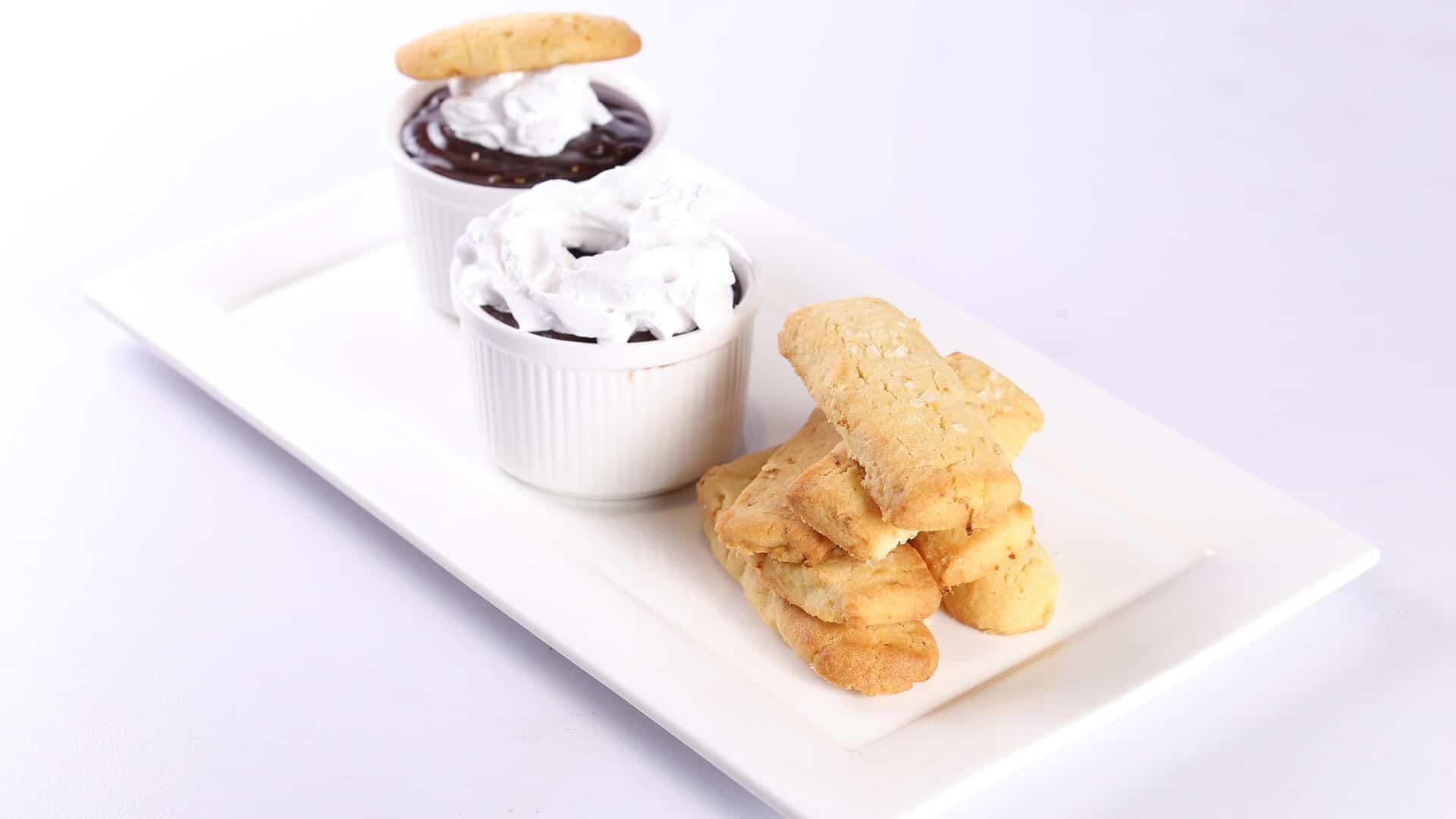 Chocolate Pots Recipe | Food Diaries