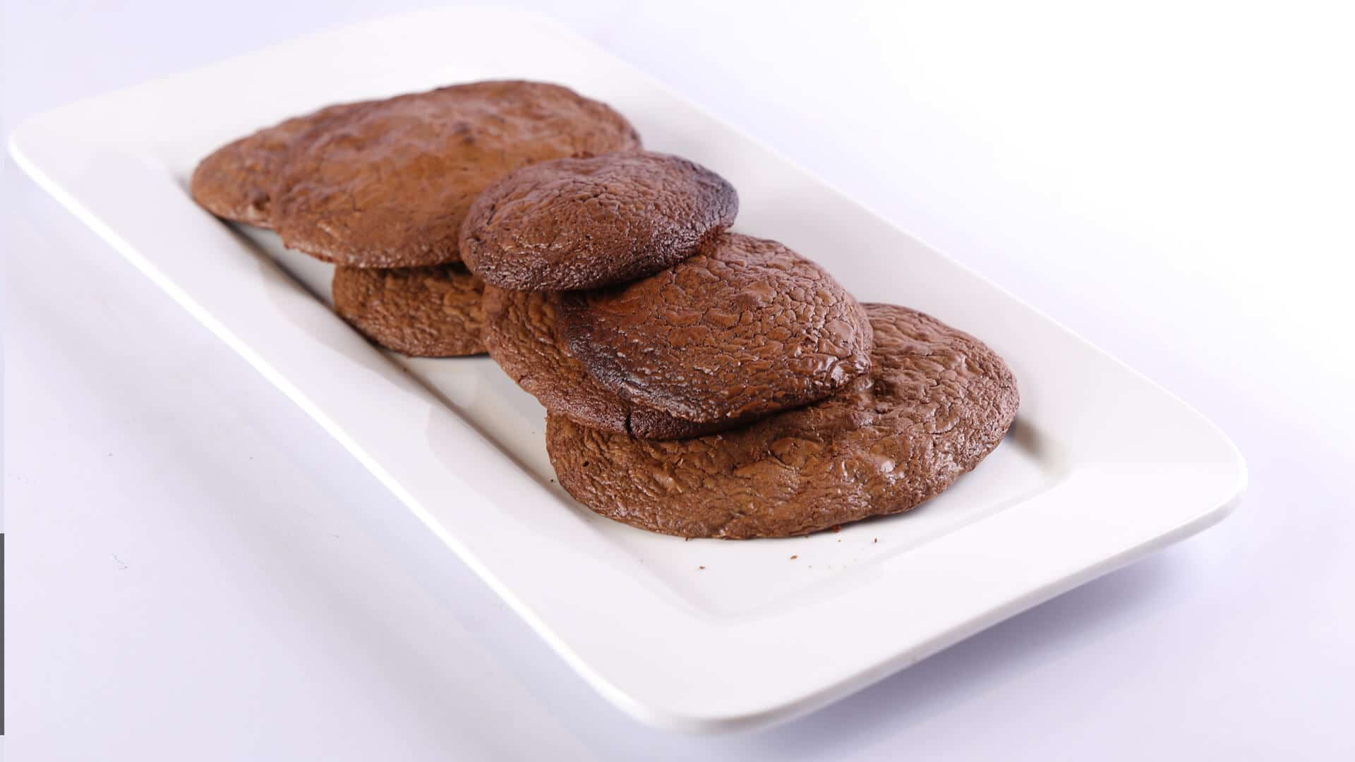 Double Chocolate Chip Cookies Recipe | Food Diaries