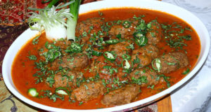 Kashmiri Kabab Curry Recipe