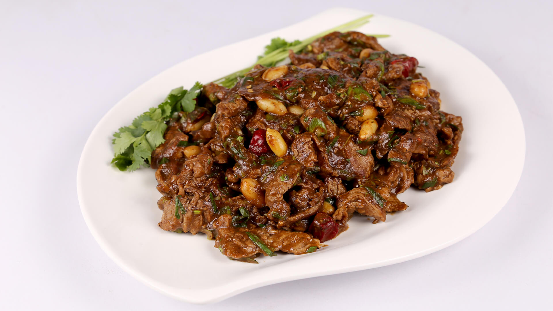 Kung Pao Beef Recipe   Food Diaries