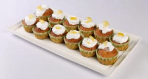 Lemon Cup Cakes Recipe | Dawat