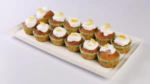 Lemon Cup Cakes Recipe | Dawat