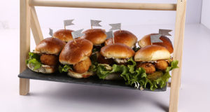 Mini Ranch Burgers Recipe | Evening With Shireen