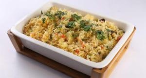 Mix Vegetable Khichdi Recipe | Lazzat