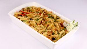 One Pot Chicken Fajita Pasta Recipe | Evening With Shireen