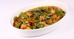 Shimla Mirch Chicken Recipe | Tarka