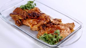 Smoky Grilled Chicken Recipe | Food Diaries