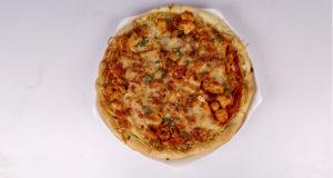 Spaghetti Pizza Pie Recipe