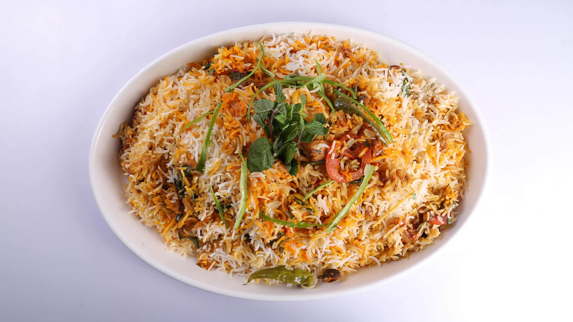 Spicy Balochi Biryani Recipe | Lazzat