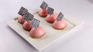 Strawberry Cheese Dessert Recipe  Evening With Shireen