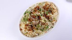 Sulaimani Biryani Recipe | Lazzat