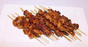 Thai Chicken Skewers Recipe | Mehboob's Kitchen