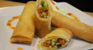 Thai Spring Rolls | Quick Recipe