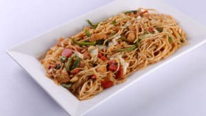 Chicken and Veggies Chowmein Recipe | Lively Weekends