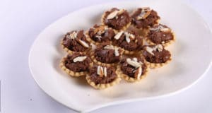 Nocolato Hazelnut Tart Recipe | Flame On Hai