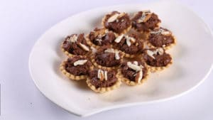 Nocolato Hazelnut Tart Recipe | Flame On Hai