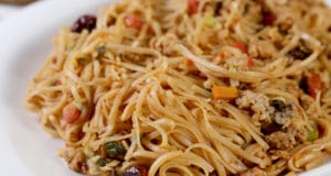 Garlic Noodles | Quick Recipe
