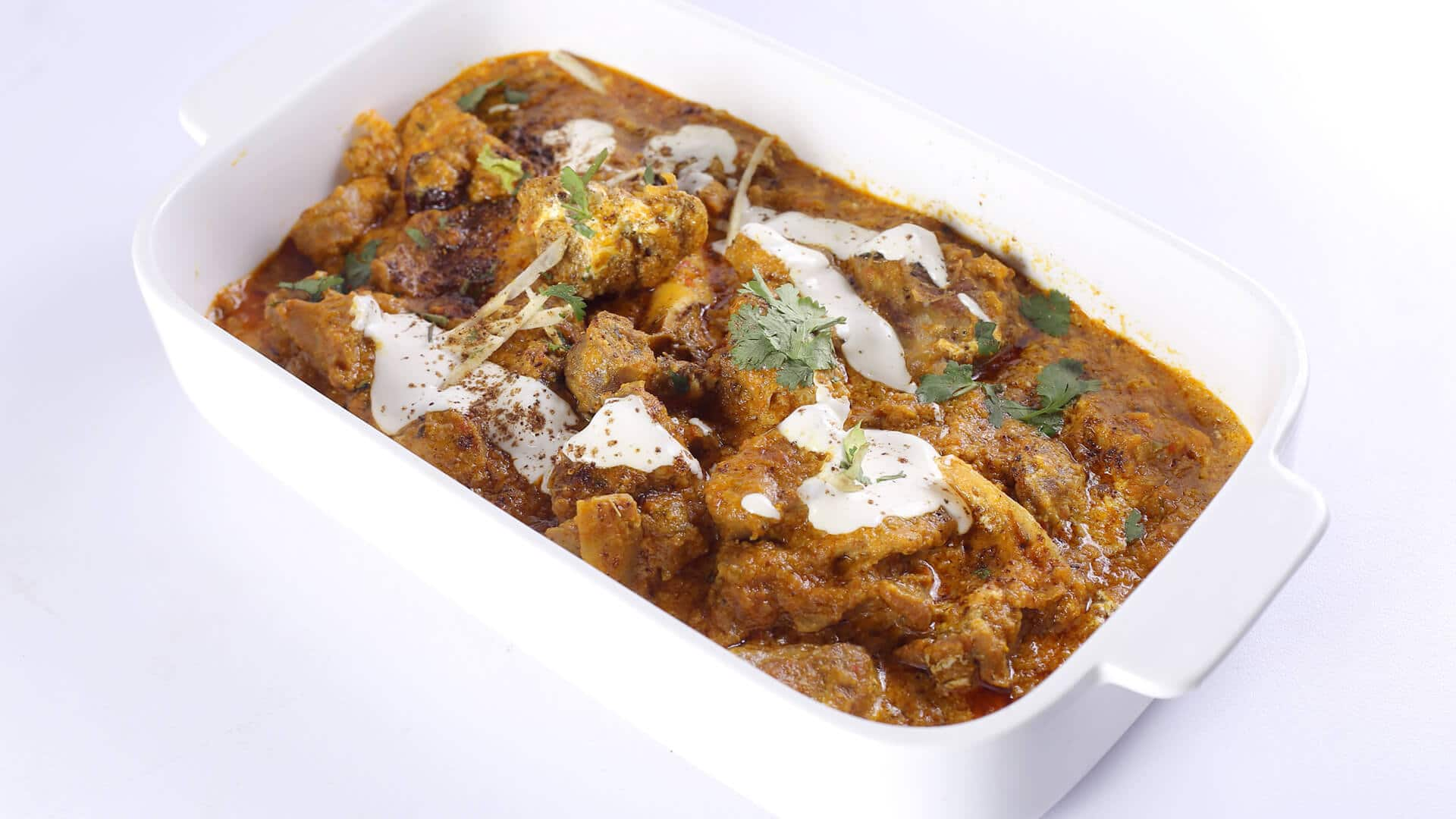 Makhni Mutton Recipe | Tarka