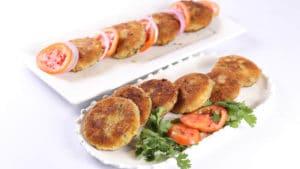 Potato Cutlets Recipe   Tarka