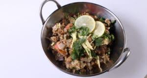 Seekh Kabab Katakat Recipe | Tarka