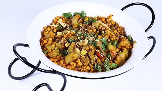 Achari Daal Lauki   Quick Recipe