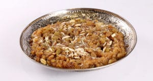 Apple Halwa Recipe | Lazzat