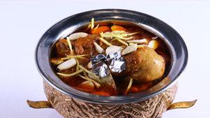 Badami Degi Chicken Qorma Recipe | Lazzat