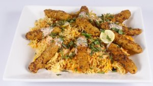 Barbeque Pulao Recipe | Dawat