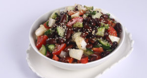 Bean Salad Recipe | Lazzat