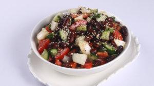 Bean Salad Recipe | Lazzat