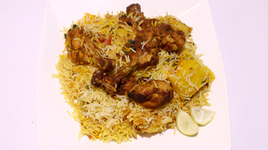 Chargha Biryani Recipe | Flame On Hai