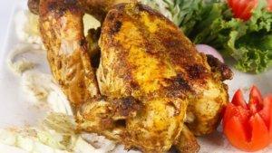 Chicken Roast Recipe | Tarka