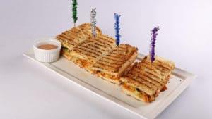 Chicken Tikka Panini Recipe | Masala Mornings