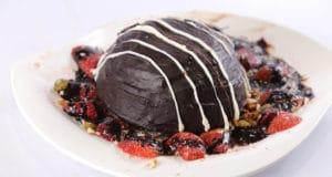 Chocolate Dome Recipe | Dawat