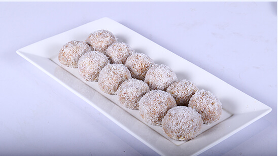 Coconut Saviyan Balls Recipe | Mehboob's Kitchen