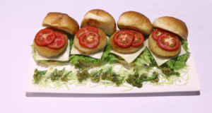 Double Layer Chicken Burger Recipe | Dawat