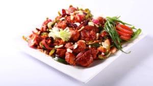 Dragon Chicken Recipe | Lazzat