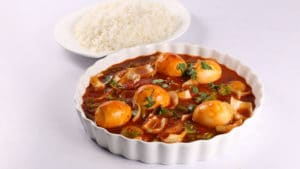 Egg Jalfrezi Recipe | Mehboob's Kitchen