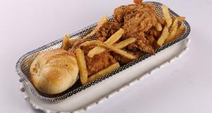 Fried Chicken with Garlic Sauce | Quick Recipe