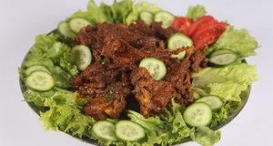 Ghee Roast Mutton Chops   Quick Recipe