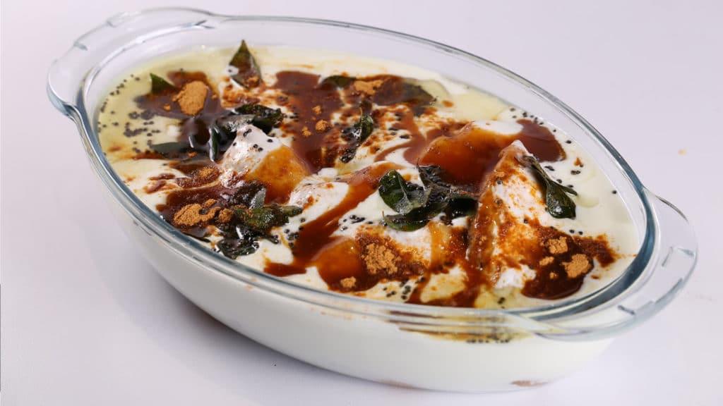 Gujarati Dahi Baray Recipe| Mehboob's Kitchen