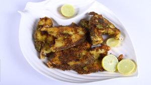 Hara Masala Fry Fish Recipe | Tarka