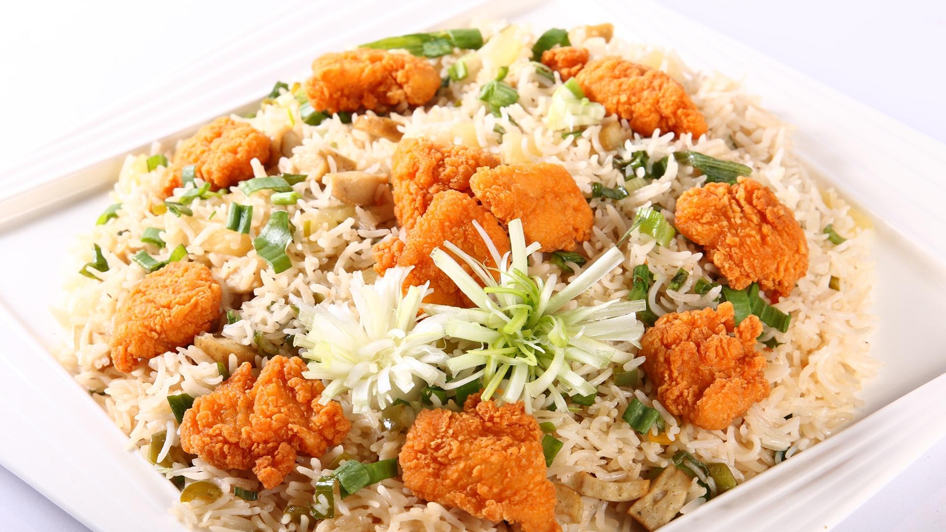 Hawaiian Fried Rice | Quick Recipe