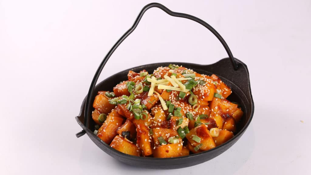 Honey Chilli Potatoes | Quick Recipe